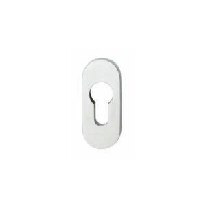 Intersteel Veiligheid-schuifrozet ovaal 10 mm rvs gepolijst